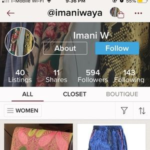 @imaniwaya scams people!Do not purchase or trade!